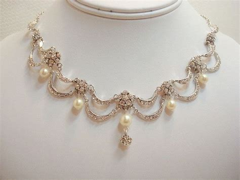 vintage inspired bridal jewelry collection with
