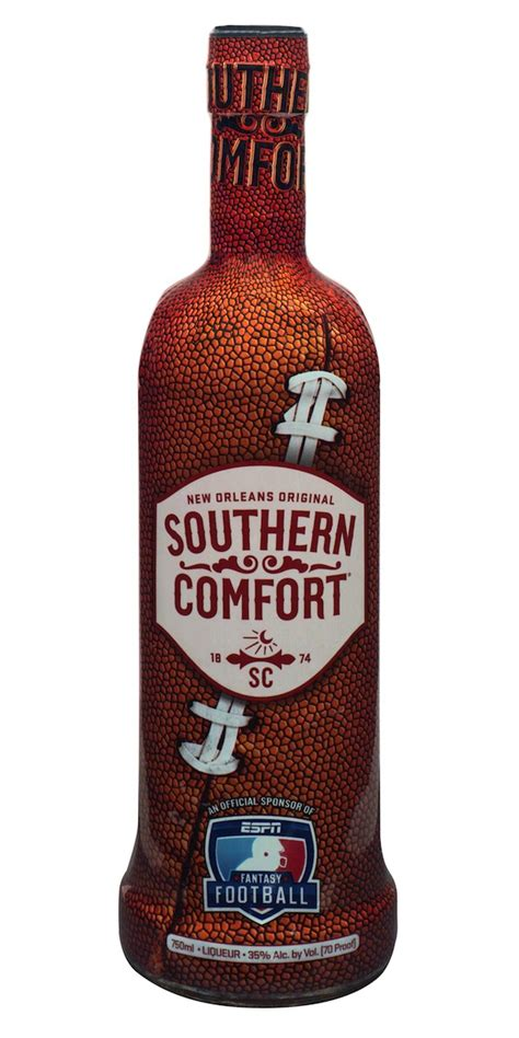 what goes with southern comfort kickoff the football season with southern comfort