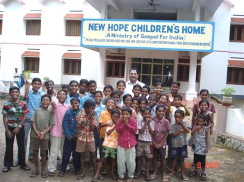 children s home gospel for india reach the unreached