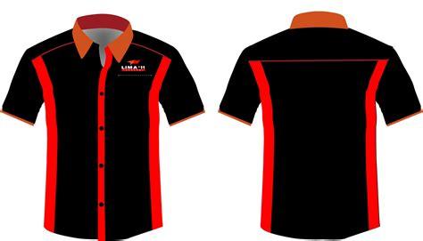 design baju company haza piala baju corporate
