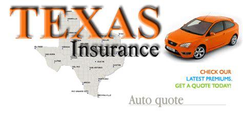 Texas Auto Insurance Quote