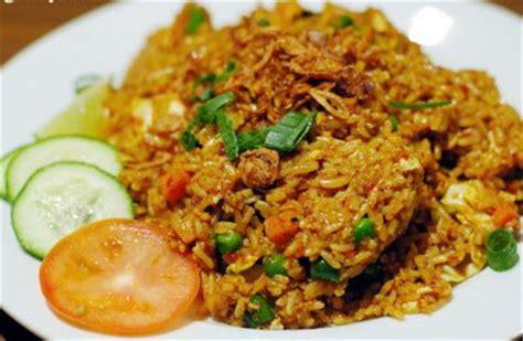 cara membuat nasi goreng spesial ala restoran resep nasi goreng cara membuat nasi goreng