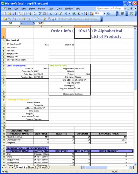 data template excelml templates editor data visualization using office