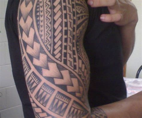 50 polynesian arm tattoo designs arm tattoos and designs page 406