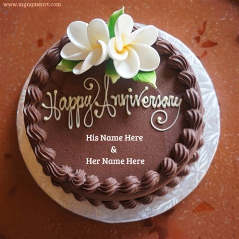Wedding Anniversary Wishes With Cake by Happy Anniversary Wishes Name Cake Wishes