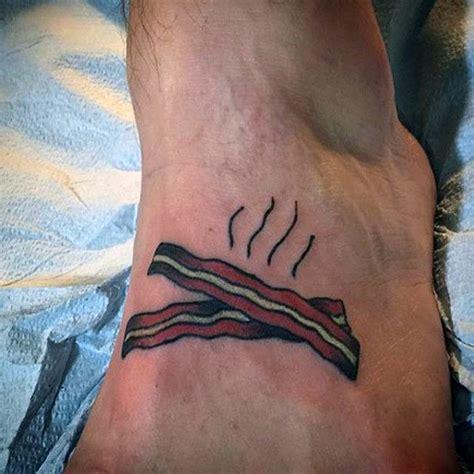 crazy tattoos 12 craziest bacon tattoos tattoos food tattoos