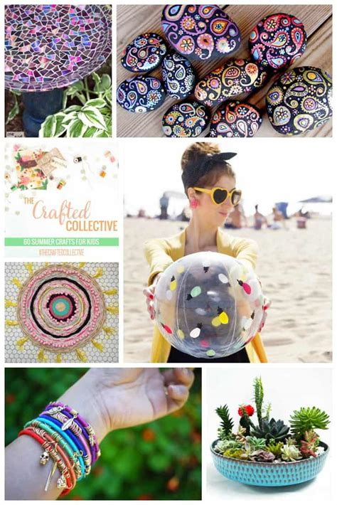 craft projects for teenagers 60 summer crafts for