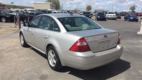Ford Five Hundred by 2007 Ford Five Hundred Sel