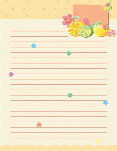 paper ad design templates free school writing paper template with green hearts and