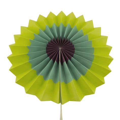 Paper Fan Decorations - new paper fan decoration 6 colorful fans cinco de
