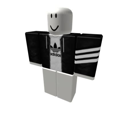 퐎퐑퐈퐆퐈퐍퐀퐋 adidas black and white shirt roblox