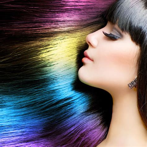 hair coloring hair color dye switch hairstyles wig photo makeup on the