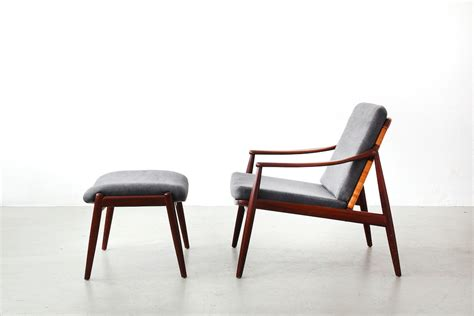 Easy Chair With Ottoman Design Ideas Galerie Bachmann Easy Chair With Ottoman By Hartmut Lohmeyer For Wilkhahn