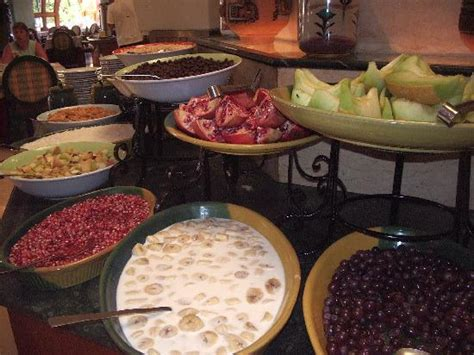 the breakfast buffet was good picture of the grand