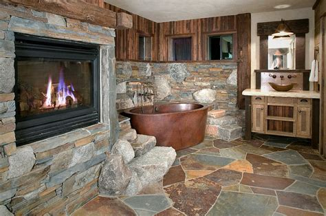Bathrooms Ideas 30 exquisite and inspired bathrooms with stone walls