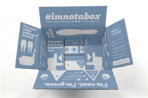 Out Of The Box Design by Zappos Designs An Out Of The Box Shoe Box