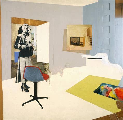 kunst und kunsthandwerk home interiors richard hamilton der k 252 nstler der das wei 223 e album
