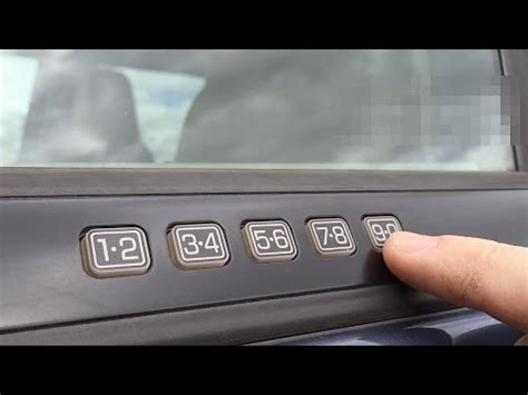 how to reset keypad on ford expedition 2007 ford expedition keypad code autos post