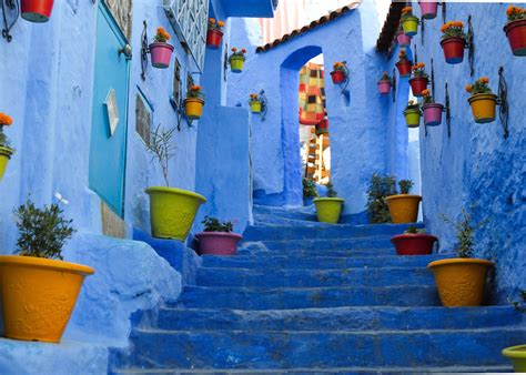 visit chefchaouen on a trip to morocco audley travel