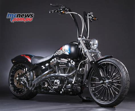 harley motorcycle harley davidson marvel super hero customs mcnews com au