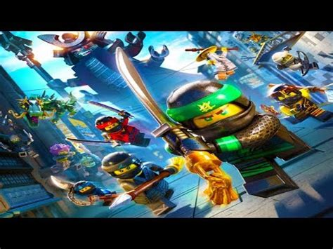 Kaset Ps4 Lego Ninjago the lego ninjago videogame gameplay part 1 walkthrough ps4 pro