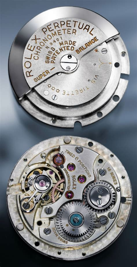 Confidence Oyster rolex perpetual motion
