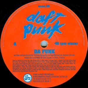 Daft Homework Discogs by Daft Da Funk At Discogs