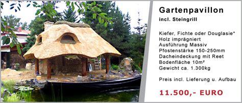 Gartenpavillon Günstig by Gartenpavillons Ger 228 Teschuppen G 252 Nstig Bauen Lassen