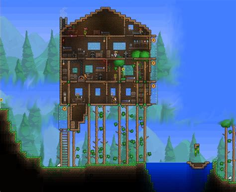 95 Best Images About Terraria On Pinterest Cute Little House Layout Terraria