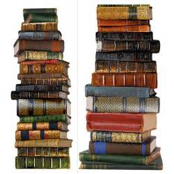 Wall Stickers For Nursery Rooms stack of books peel and stick realistic wall applique