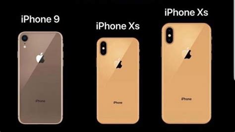 new iphone pricing revealed iphone 9 iphone xs