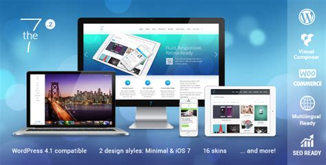 themeforest wplms the7 2 responsive multi purpose wordpress theme v1 1 0
