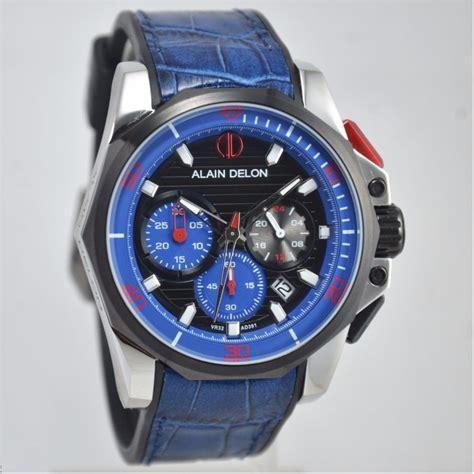 Alain Delon Ad384 1739c alain delon jual jam tangan original fossil guess daniel wellington victorinox tag heuer
