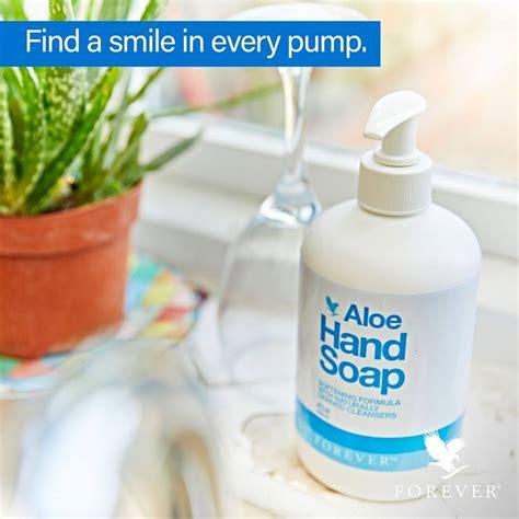 produk forever living sabun pencuci tangan forever aloe