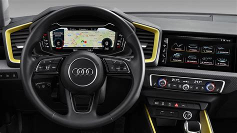 audi a1 sportback interni 2019 audi a1 sportback arrives with glamorous interior