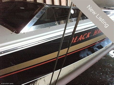 donzi boat second hand donzi 22 black hawk edition in florida power boats used