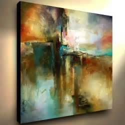 Decor Painting by Large Abstract Art Giclee Canvas Print Painting