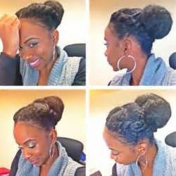 yes another protective style for hair