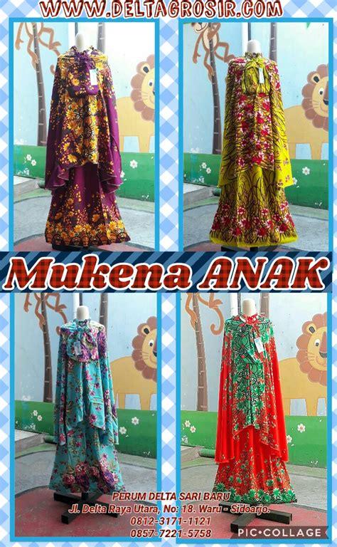 Surabaya Grosir Mukena pusat kulakan mukena anak lucu dan murah surabaya 49ribu