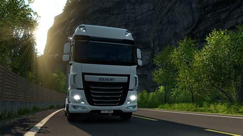 versao final  patch   liberada  todos euro truck simulator