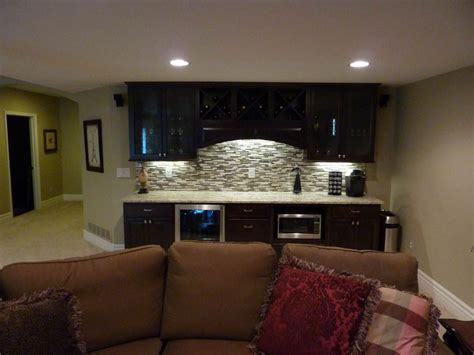 how to decor your home basement kitchenette ideas dgmagnets com
