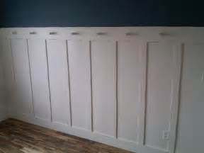 Faux Raised Panel Wainscoting - dens on pinterest panelling wood paneling and wainscoting