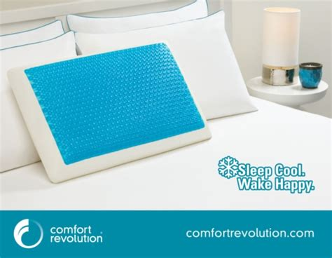 comfort revolution reviews comfort revolution hydraluxe bed pillow review