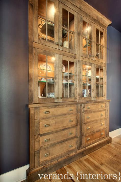 built in china cabinet a look into manzardo s house decoholic