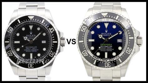 Rolex Seadweller Deepsea D Blue V7 Real Clone 3135 rolex deepsea dweller real vs