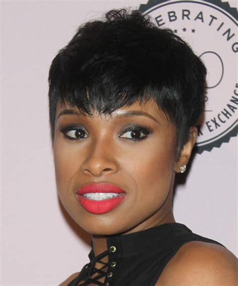 jennifer hudson new hairstyle jennifer hudson short straight casual hairstyle with