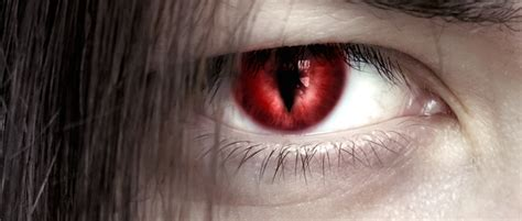 Spooky Trend Colored Contacts by Contact Lenses Uk