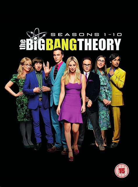 the big bagn theory the big theory season 10 dvd and season 10