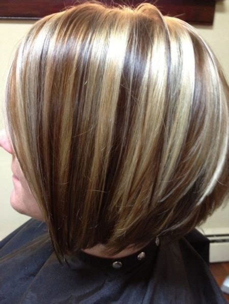 chuncky blonde highlights with brown in hair pictures for woman in 40 chocolate brown hair with chunky blonde highlights