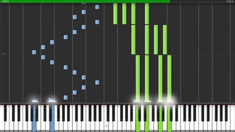 tutorial piano inception time inception piano tutorial synthesia youtube